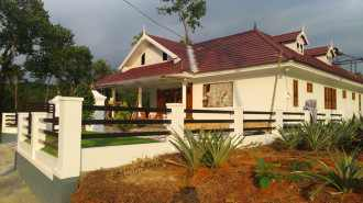 Residential House/Villa for Sale in Idukki, Thodupuzha, Manakkad
