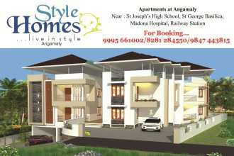 Residential Apartment for Sale in Ernakulam, Angamaly, Angamaly, Fr.Paul Kariyatty Road