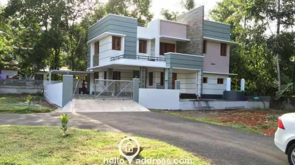 Residential House/Villa for Sale in Ernakulam, Chottanikkara, Thiruvamkulam