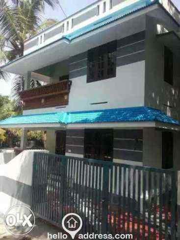 Residential House/Villa for Sale in Trivandrum, Kazhakoottam, Chanthavila