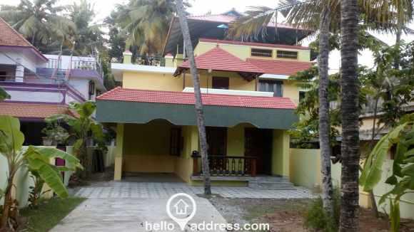 Residential House/Villa for Rent in Trivandrum, Thiruvananthapuram, Manacaud