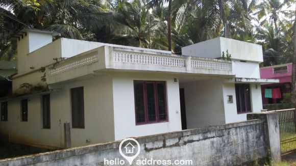 Residential House/Villa for Sale in Thrissur, Mannuthy, Mannuthy