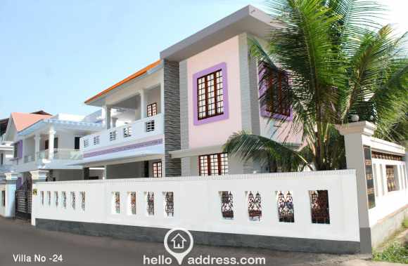 Residential House/Villa for Sale in Thrissur, Thrissur, Kuttanellur