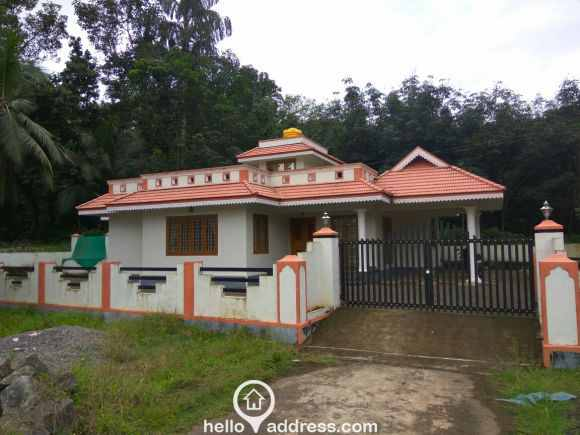 Residential House/Villa for Sale in Kottayam, Pala, Bharananganam