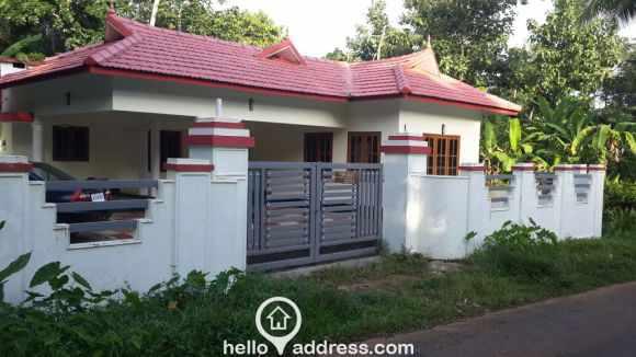 Residential House/Villa for Sale in Kottayam, Changanassery, Karukachal