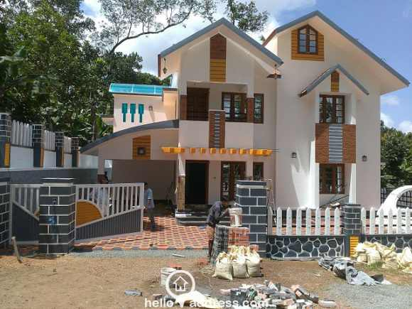 Residential House/Villa for Sale in Kottayam, Changanassery, Veroor