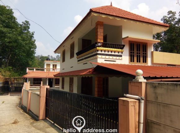 Residential House/Villa for Rent in Pathanamthitta, Adoor, Chennampalli