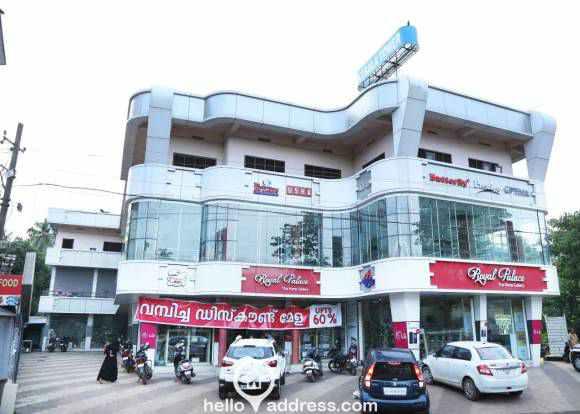 Commercial Building for Rent in Malappuram, Manjeri, Thurakkal