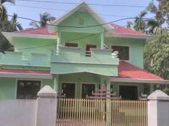 Residential House/Villa for Sale in Alleppey, Haripad, Danappadi