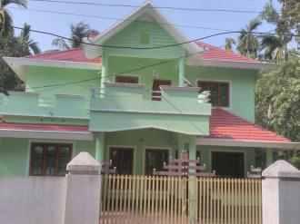 Residential House/Villa for Sale in Alleppey, Haripad, Danappadi