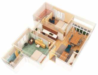 Residential Apartment for Sale in Kollam, Kollam, Collectorate