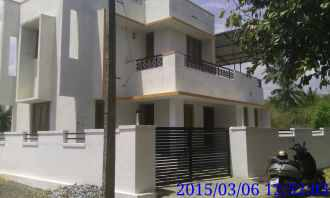 Residential House/Villa for Rent in Palakad, Palakkad, Pallatheri, Chayakada  to Kodumbu  road.  300 mtrs from pollachi highway