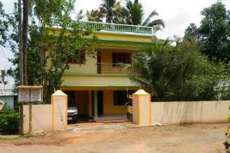 Residential House/Villa for Sale in Thrissur, Chalakudy, Muringur, Railway overbridge