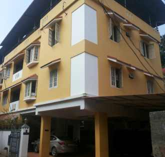 Residential Apartment for Rent in Kozhikode, Calicut, Eranjipalam, Othayamangalam Road