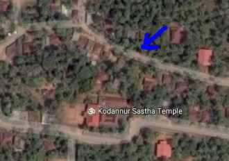 Residential Land for Sale in Thrissur, Thrissur, Ammadam, Sasthamkadavu