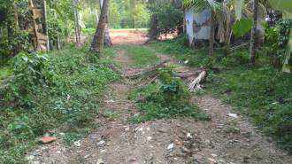 Residential Land for Sale in Thrissur, Mala, Kuzhur, allamattom