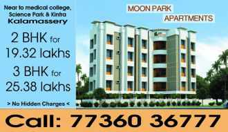 Residential Apartment for Sale in Ernakulam, Kalammassery, Kalammassery
