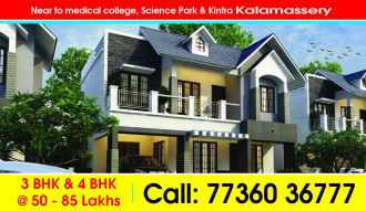 Residential House/Villa for Sale in Ernakulam, Kalammassery, Kalammassery