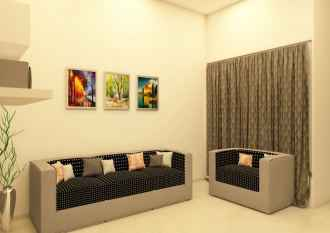 Residential Apartment for Rent in Ernakulam, Kakkanad, Info park