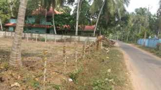 Residential Land for Sale in Alleppey, Mavellikkara, Kattanam, Kurathikaud