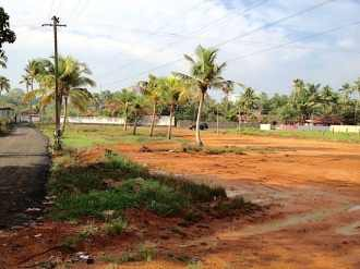 Commercial Land for Sale in Ernakulam, Kumbalam, Kumbalam, PV Sreedharan Road