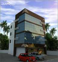 Commercial Building for Sale in Ernakulam, Vyttila, Janatha , Thammanam - Kathrikkadavu