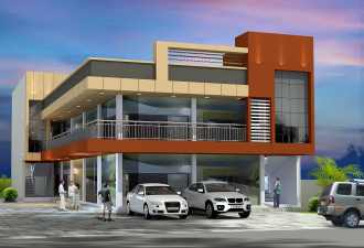 Commercial Building for Lease in Pathanamthitta, Thiruvalla, Kadapra, Kayamkulam-Thiruvalla Hwy