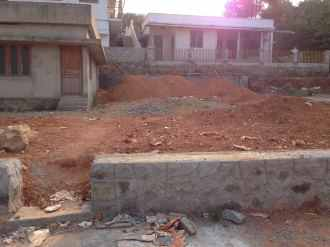 Residential Land for Sale in Trivandrum, Thiruvananthapuram, Nalanchira, MC Road STEP junction