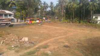 Commercial Land for Rent in Kozhikode, Elathur, Elathur, Nanni bazar