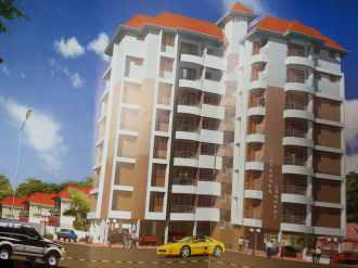 Residential Apartment for Sale in Trivandrum, Thiruvananthapuram, Mannanthala, Mukkola
