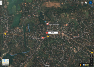 Residential Land for Sale in Kollam, Parippally, Chathannoor