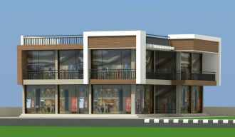 Commercial Building for Rent in Palakad, Palakkad, Palakkad town, Manjakulam Road