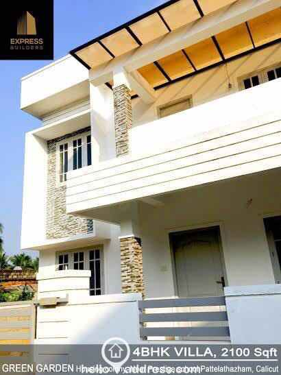 residential house villa for sale in valayanad calicut
