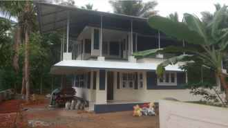 Residential House/Villa for Sale in Thrissur, Pazhayannoor, Elanadu, Pambadi-Peringotukurussi Road