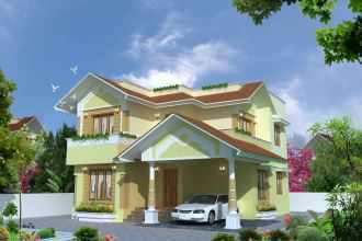 Residential House/Villa for Sale in Pathanamthitta, Thiruvalla, Kumbanad, Shalom Villas Kumbanad