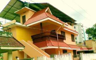 Residential House/Villa for Rent in Ernakulam, Kakkanad, Chithettukara, Bhavans Adarsha Vidyalaya