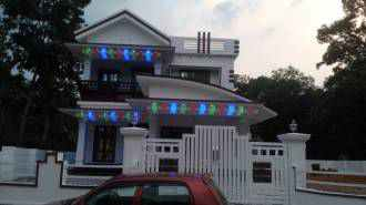 Residential House/Villa for Sale in Kottayam, Pala, Poovarany