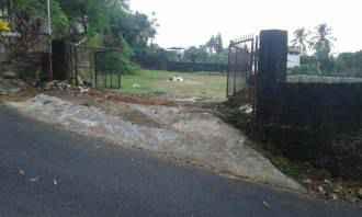 Residential Land for Sale in Kottayam, Kottayam, Puthuppally, Village office