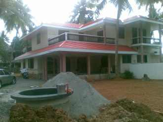 Residential House/Villa for Sale in Ernakulam, Aluva, Alangad, Panayikulam