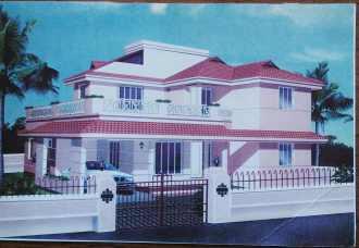 Residential House/Villa for Sale in Ernakulam, Kakkanad, Vazhakkala, Palachuvadu