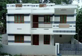 Residential House/Villa for Sale in Trivandrum, Nedumangad, Karakulam, High school road,