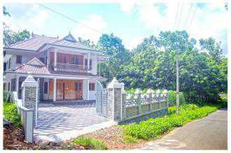 Residential House/Villa for Sale in Kottayam, Kottayam, Puthuppally, pampady