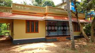 Residential Land for Sale in Kollam, Punalur, Punalur, karavaloor