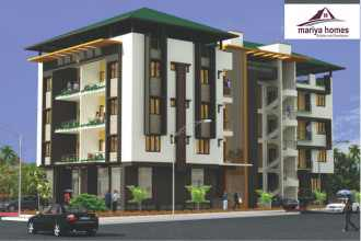 Residential Apartment for Sale in Ernakulam, Thoppumpady, Thoppumpady, Rajiv Gandhi Road