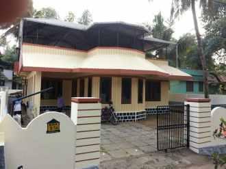 Residential House/Villa for Sale in Kottayam, Changanassery, Madhumoola