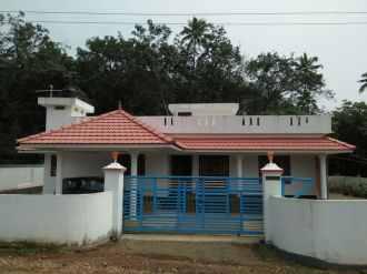 Residential House/Villa for Sale in Kottayam, Kanjirapally, Vazhoor, Govt. Press