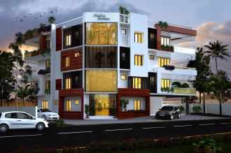 Residential Apartment for Sale in Kottayam, Kottayam, Kottayam town