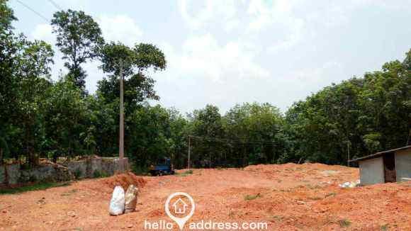 Residential Land for Sale in Kollam, Kottarakkara, Valakam