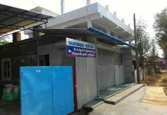 Commercial Building for Sale in Palakad, Palakkad, Chandranagar, poli technich junction