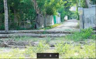 Residential Land for Sale in Thrissur, Moonupeedika, Kaipamangalam